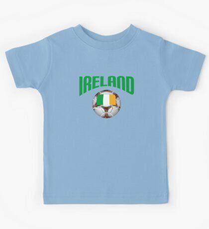 Ireland Soccer Kids Tee