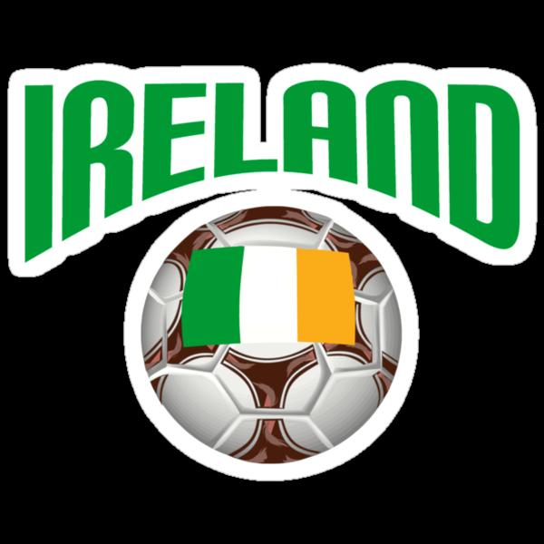 Ireland Soccer by HolidayT-Shirts