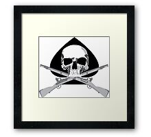 Infantry Framed Print
