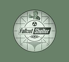 fallout shelter by FenderMan92