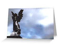 Clipped Wings Greeting Card