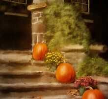 Autumn Welcome by Lois  Bryan
