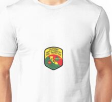 California Forestry Fire Unisex T-Shirt