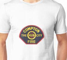 Compton Fire Unisex T-Shirt