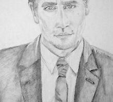 Jake Gyllenhaal by LaurieBridge