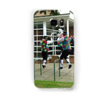 Leaping High - Morris Dancers Samsung Galaxy Case/Skin
