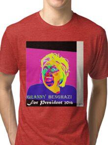 Granny Benghazi Tri-blend T-Shirt