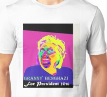 Granny Benghazi Unisex T-Shirt