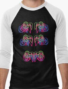 Psychedelic Graffiti Ram - progression Men's Baseball ¾ T-Shirt