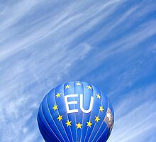 EU aloft by Jan Stead JEMproductions