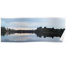 Oswegatchie River Poster