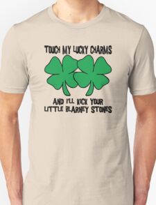 Touch My Lucky Charms Unisex T-Shirt