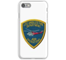 Los Angeles Fire Air iPhone Case/Skin