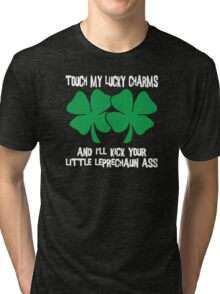 Funny My Lucky Charms Women's Tri-blend T-Shirt