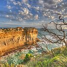 The Razorback - The Great Ocean Road, Victoria Australia - The HDR Experience by Philip Johnson