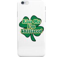 Kiss Me I'm Irish iPhone Case/Skin