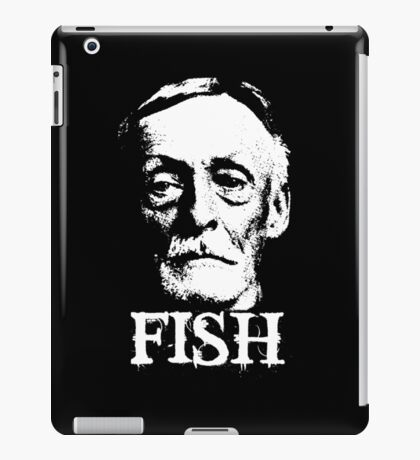 Albert Fish iPad Case/Skin