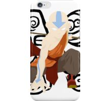 aang iPhone Case/Skin