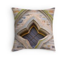 Cover window Throw Pillow
