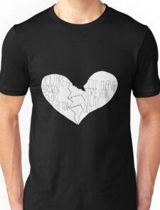 Wolfman TFB Doodle Unisex T-Shirt