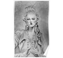 Rococo Babe Poster