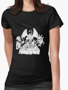 Boardrooms & Bosses Womens Fitted T-Shirt