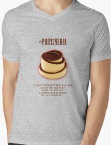 Sweet Temptation - Tiramisù Mens V-Neck T-Shirt
