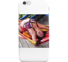 Hammock Yoga iPhone Case/Skin