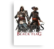 assassins creed IV black flag Canvas Print