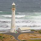 Slangkop Lighthouse  by Pieta Pieterse