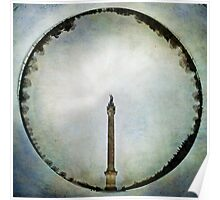 The Column of Victory, Blenheim Palace Poster