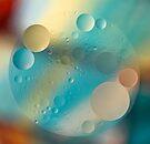 Oil and Water ~ Pastel by Alixzandra