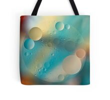 Oil and Water ~ Pastel Tote Bag