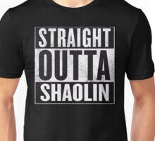 "straight outta Shaolin ""Staten Island"" Unisex T-Shirt"