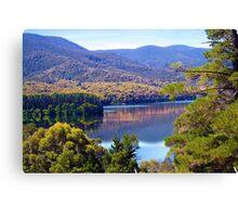 Dandenong Reservoir   Canvas Print