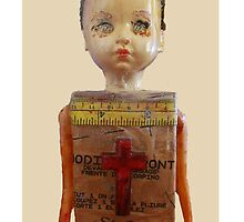 preacher girl, 2010 by Thelma Van Rensburg