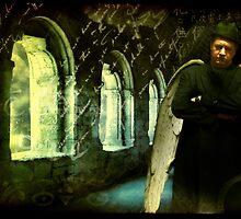 Dark Angel by Mark Moskvitch