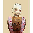 deviant doll 2, 2010 by Thelma Van Rensburg