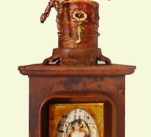 dustbin angel, 2010 by Thelma Van Rensburg