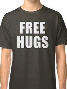 Bayley Free Hugs NXT Classic T-Shirt