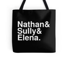 Stars of Uncharted Tote Bag