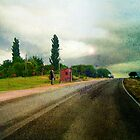 On the road... by dmcart