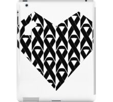 Breast Cancer Love n Support iPad Case/Skin