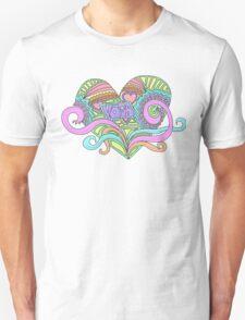 LOVE YOGA Unisex T-Shirt