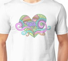 LOVE YOGA Unisex T-Shirt