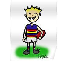 Footy Boy Poster