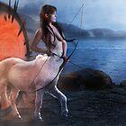 Centaur Archer by kontrastreich