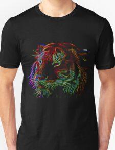 Glowing Tiger T-Shirt