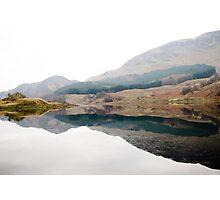 Scottish Inkblot Photographic Print