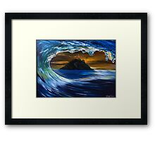 Moment of Clarity  Framed Print